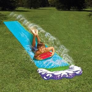 tapis de glisse toboggan eau piscine jeu eau plein air With tapis persan avec location canapé gonflable