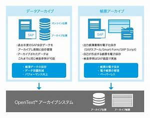 sap sap opentext With document archiving software