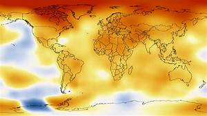 NASA: 2012 Was 9th Hottest Year on Record