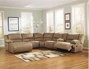 Ashley hogan 6 piece sectional by ashley furniture for L sectionals couch ashley furniture
