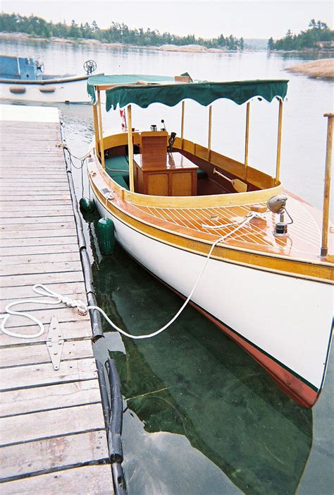 Boat Antiques by Classic Antique Wooden Boats For Sale Pb735 Port