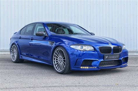 Bmw M5 With A Hamann Widebody Kit And 650 Horsepower