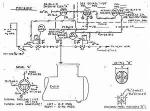 The Original P U0026id Drawing Of Mic Storage Tank E