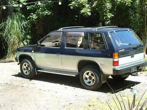 nissan terrano 1992 mitula cars