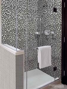 degrade mosaique gris markina 333 x 2664 cm unite as With salle de bain mosaique grise