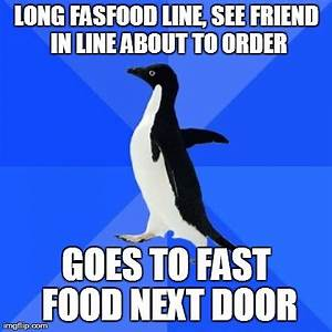 Socially Awkward Penguin Meme - Imgflip