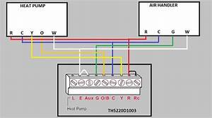 Honeywell Th5220d1003 Wiring Diagram Sample