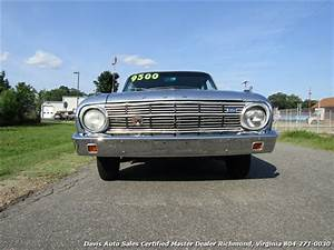 1963 Ford Futura Falcon Edition 4 Door 3 Speed Manual  Sold