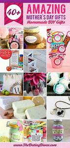 40+ Amazing Mother's Day Gifts | Homemade