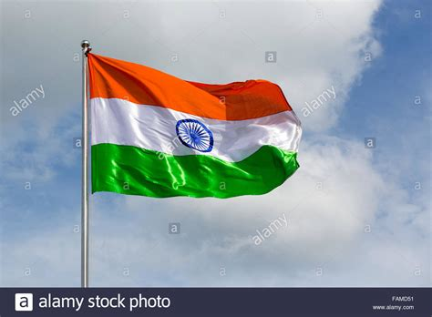 Image Of Flag Indian Flag Stock Photos Indian Flag Stock Images Alamy