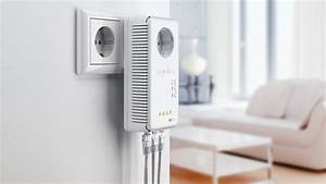 Wlan Stecker Für Steckdose : powerline internet ber die steckdose ~ Watch28wear.com Haus und Dekorationen