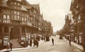 Bridge Street Chester England