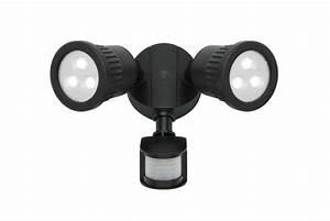 ritz 2 light led exterior floodlight with sensor australia With outdoor sensor lights adelaide