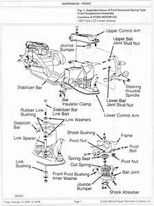 28 Crown Victoria Front Suspension Diagram