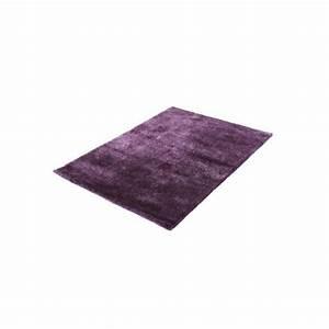 tapis meche sparkle prune 160 230 With nettoyage tapis avec canapé d angle convertible longueur 230 cm