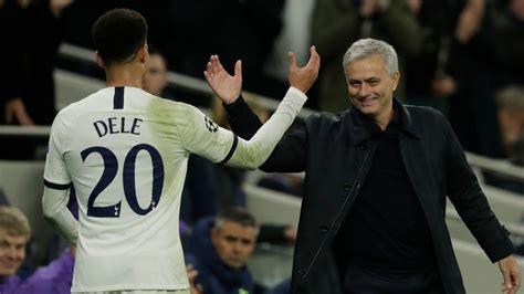 champions league jose mourinho inspires spurs comeback
