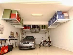 Idée Rangement Garage : stockage de garage des id es verticales pour votre ~ Melissatoandfro.com Idées de Décoration