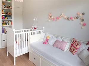 Guirlande Chambre Fille : chambre enfants aux touches pastel guirlande lumineuse la ~ Preciouscoupons.com Idées de Décoration