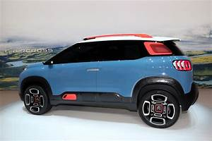 Citroen C Aircross : citroen s c aircross concept is basically the new c3 picasso in disguise carscoops ~ Gottalentnigeria.com Avis de Voitures