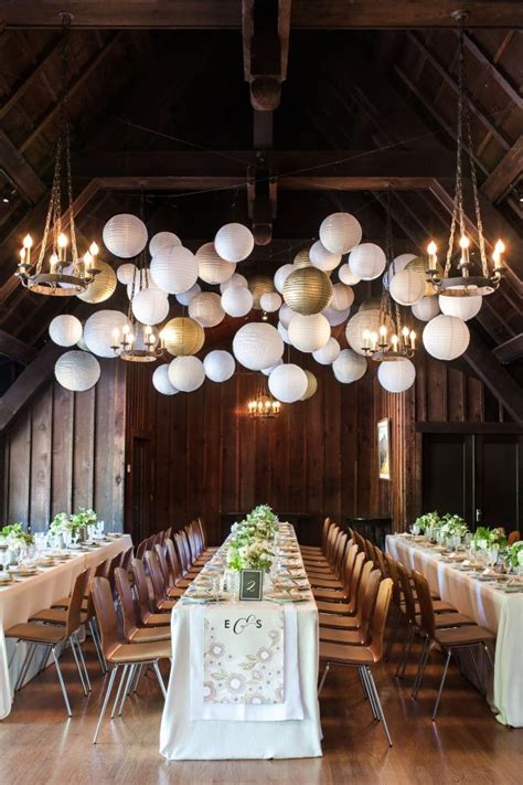 Stunning Ceiling Décor Ideas Wedding Inspirations