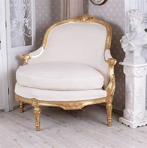 canape baroque fauteuil baroque canape canape d39angle With canapé d angle shabby chic