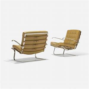 Mies Van Der Rohe Chair : 518 ludwig mies van der rohe pair of tugendhat chairs from 860 lake shore drive chicago ~ Watch28wear.com Haus und Dekorationen