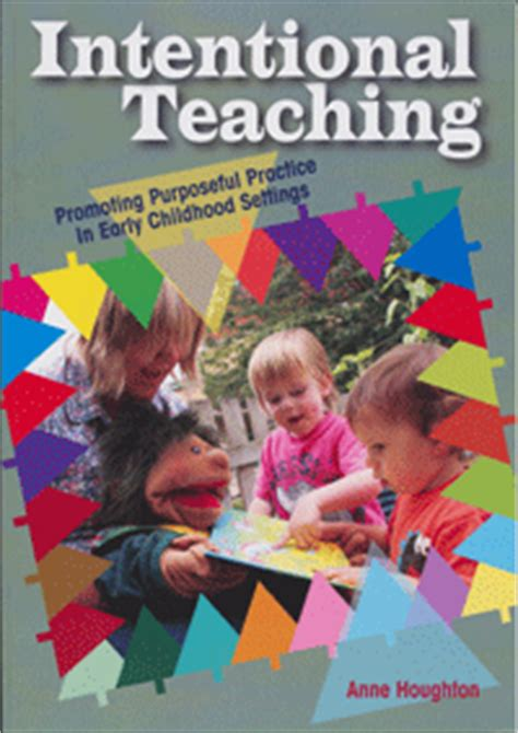 intentional teaching promoting purposeful practice in 473 | SUND5211