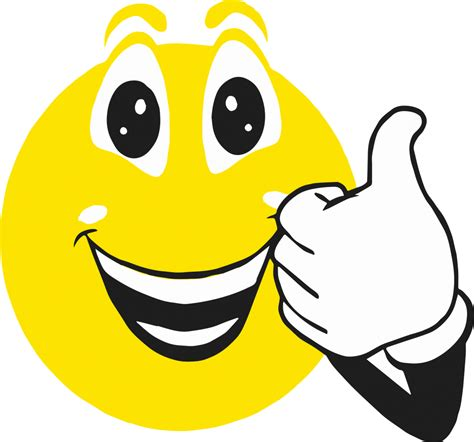 Smiley Faces Clip Smiley Clip Thumbs Up Clipartly Comclipartly