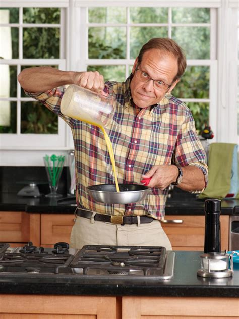 cuisine tv how to scrambled eggs like alton brown recipes