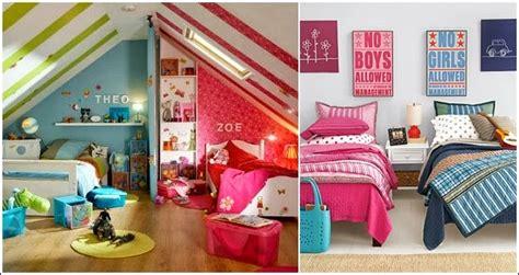 chambre fille et gar n 11 meilleurs thèmes pour chambre d 39 enfants décor de