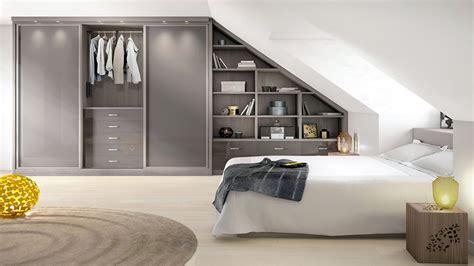 chambre sous combles comment aménager une chambre sous les toits