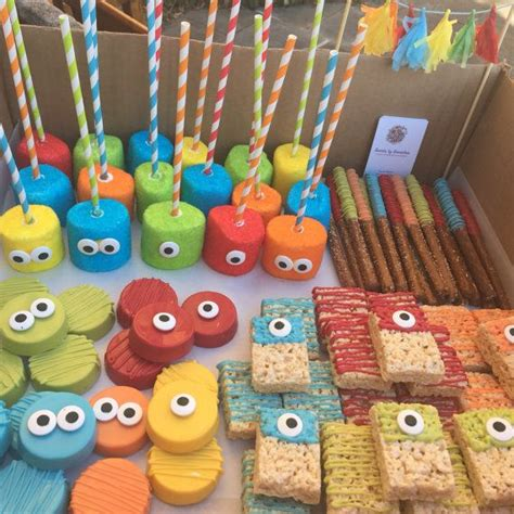 monster themed party pack monster party pinterest