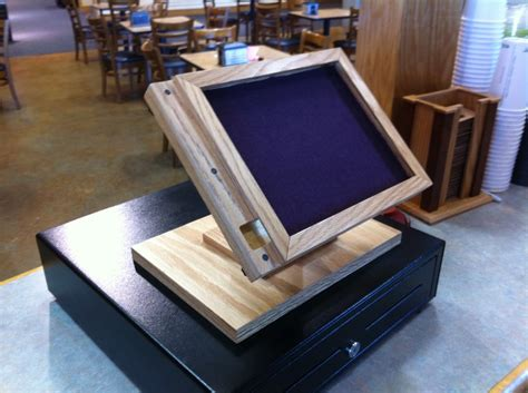 square register ipad stand  jchon paradise