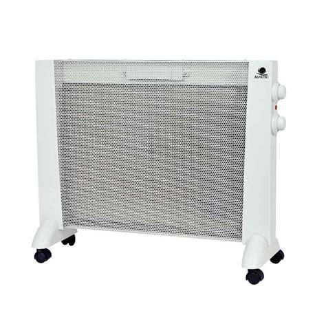climatiseur bureau panneau rayonnant mica 1600w alpatec vente de
