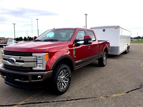 Ford F250 Review by 2018 Ford F250 Gas Engine Reviews And Horsepower 2019
