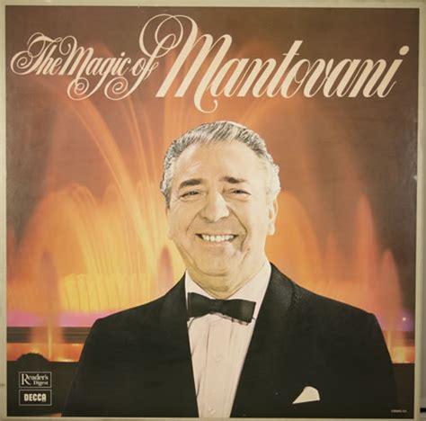 Www Mantovani It Mantovani The Magic Of Mantovani Uk Vinyl Box Set 559381