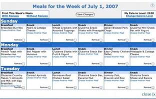 Diabetes Diet Meal Plan