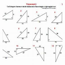Trigonometry Worksheets  Trigonometry  Pinterest  Trigonometry, Worksheets And Math
