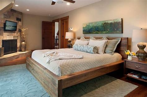 cool wood beds 10 rustic and modern wooden bed frames for a stylish bedroom