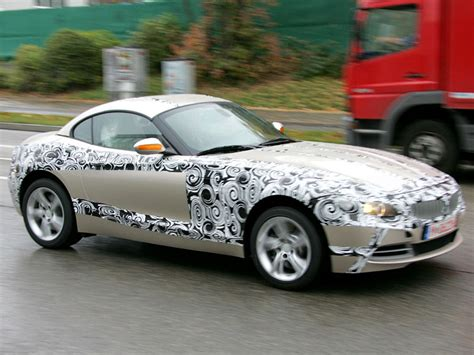 And....here Is The 2009 Bmw Z4 Again...gold Color This Time