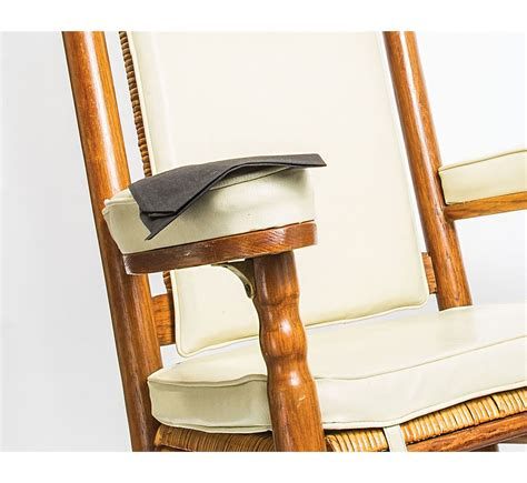 john f kennedy official replica rocking chair and