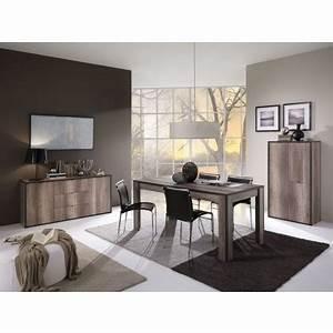 tous nos conseils pour decorer sa salle a manger With nice couleur peinture salon taupe 14 meuble rangement salle de bain blanc
