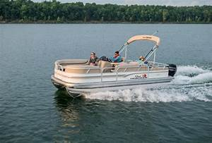 Research 2015 - Sun Tracker - Party Barge 22 DLX on iboats.com