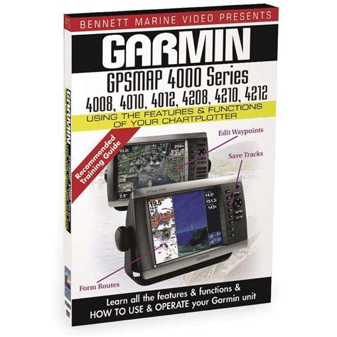 Bennett Training Dvd Fgarmin Gpsmap 4000 Series 4008