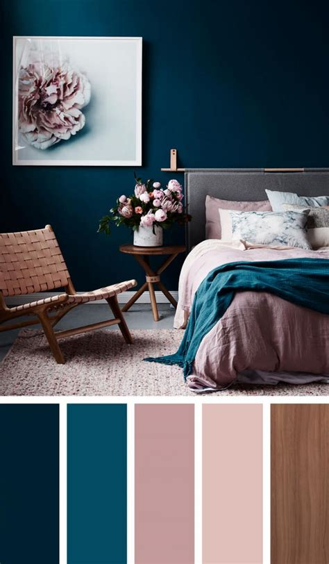 Bedroom Color Palette by 4 Bedroom Color Schemes To Create A Mood Of Restfulness