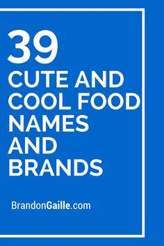 40 Good Creative Cereal Names  Cereal Names, Creative And