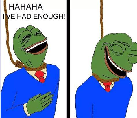 Suicidal Memes - suicide pepe