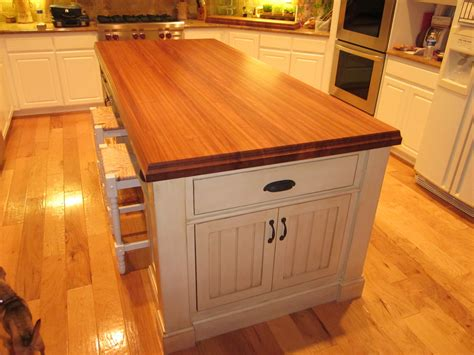 kitchen island tops all about wood kitchen countertops you to 2024