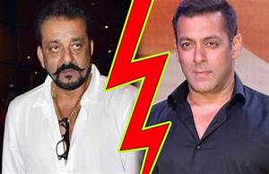 OMG! Salman Khan And Sanjay Dutt Had A Big Fight And The ...