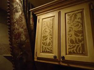 35 best kitchen cupboard stencil ideas images on pinterest for Best brand of paint for kitchen cabinets with sticker stencils